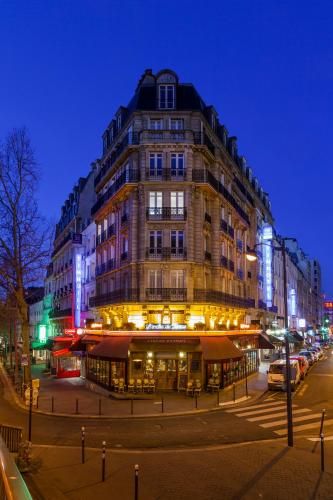 Timhotel Paris Gare Montparnasse photo 13
