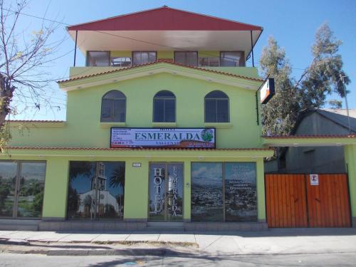 . Hotel Esmeralda Vallenar
