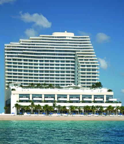 1 N. Fort Lauderdale Beach Blvd, Florida, United States.