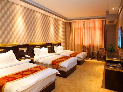 صور غرفة Peacock Princess Hotel
