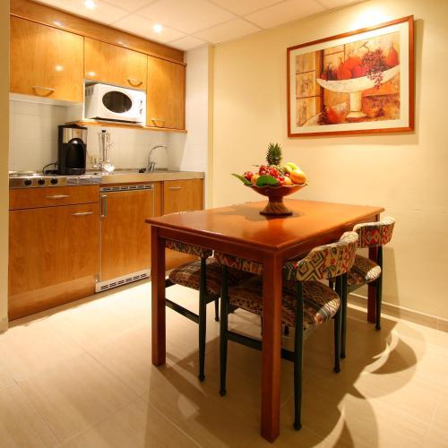 Valentin Park Apartamentos salas fotos