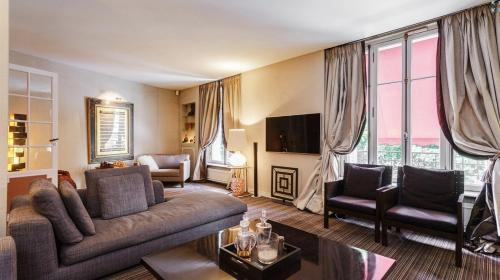 Chambres d'Hôtes dans Hôtel Particulier photo 9