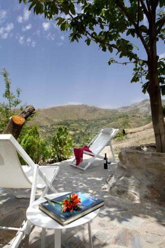 Habitación Doble Superior con terraza La Almunia del Valle 14