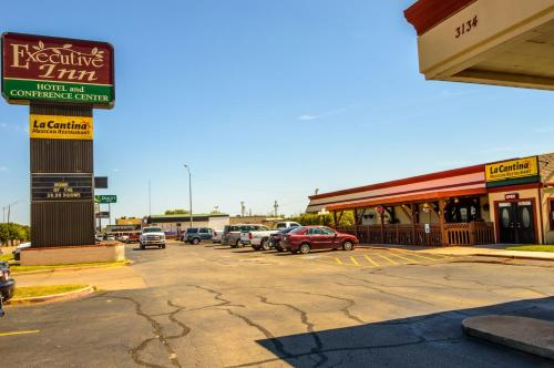 Executive Inn Hotel And Conference Center - Lawton, OK 73505