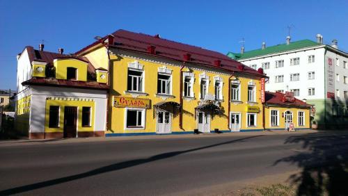 . Dvina Hotel