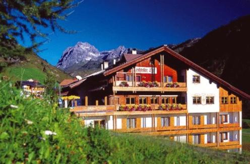 Boutique Hotel Lechtalerhof Warth