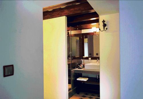Suite Familiar Palacio San Bartolomé 3