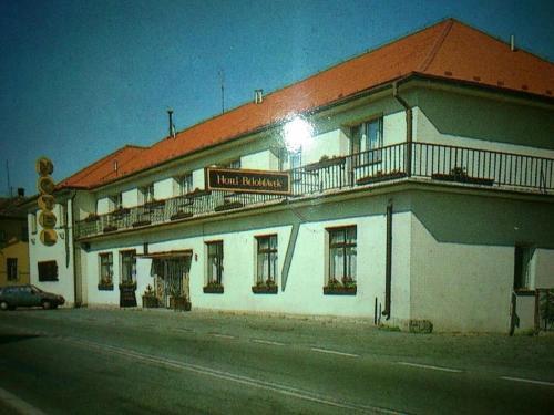 Hotel Bělohlávek - Holoubkov