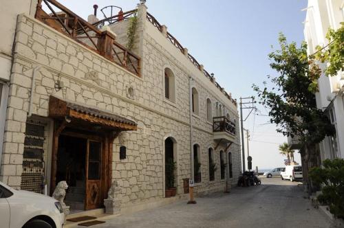 Cesme Golden Stone Butik Otel yol tarifi