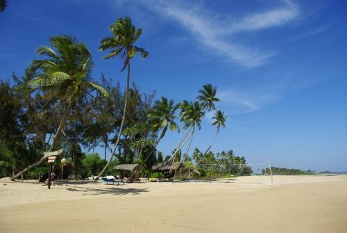 . Ganesh Garden Beach Cabanas