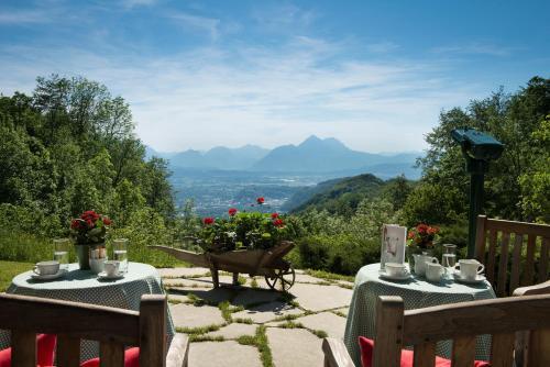 Romantikhotel Die Gersberg Alm, Pension in Salzburg
