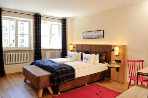 Hotel Blauer Bock photo 35