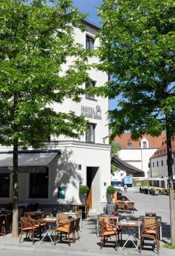 Hotel Blauer Bock photo 36
