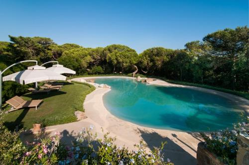 Roccamare Resort   Ville E Appartamenti
