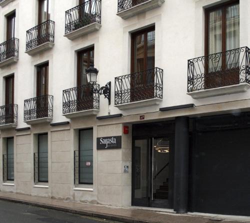 Apartamentos Turísticos Sagasta Hovedfoto
