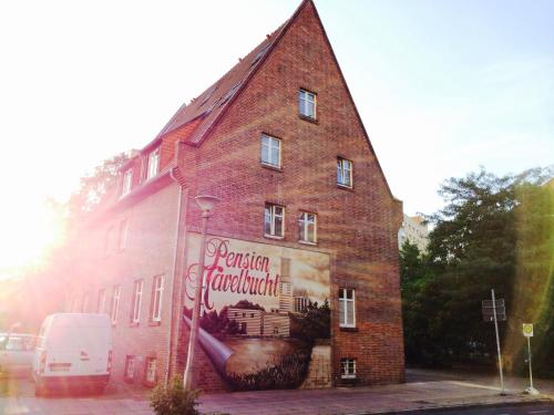 Pension an der Havelbucht (B&B)