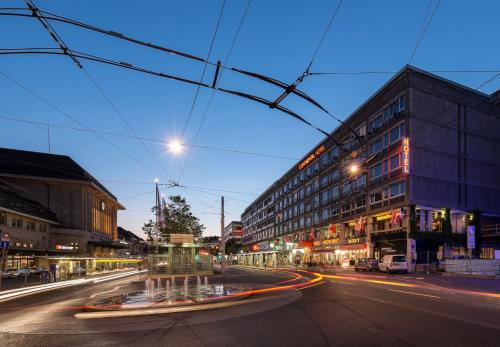 . Continental Hotel Lausanne