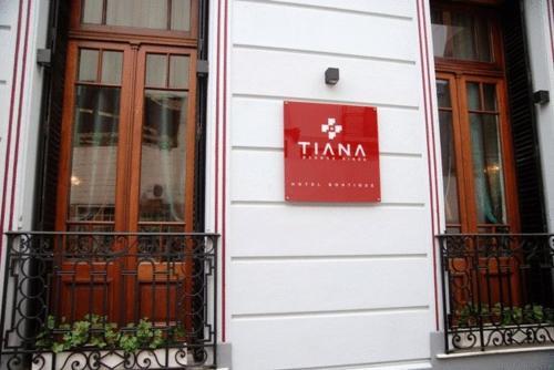 Tiana Hotel Boutique impression