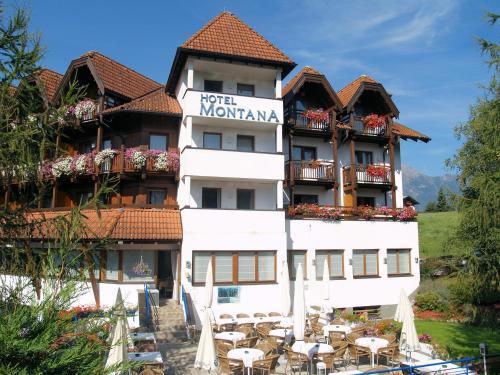Hotel Montana Arzl im Pitztal