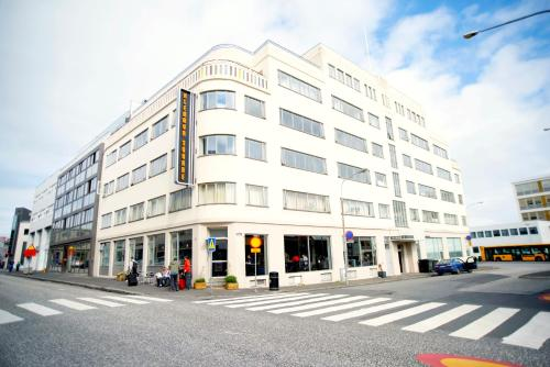 Laugavegur 105, Reykjavik, Iceland.