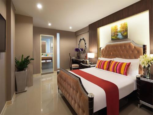 Ton Aor Place Hotel Oda fotoğrafları