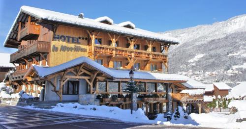 Hotel-Spa Le Morillon Charme & Caractère - Morillon