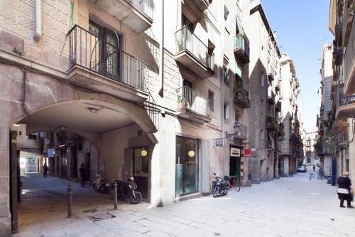 Inside Barcelona Apartments Esparteria photo 15