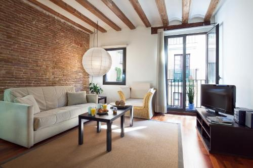 Inside Barcelona Apartments Esparteria impression
