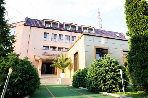 Hotel Hotel Zamca Suceava