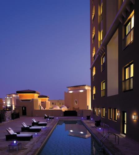 Traders Hotel Abu Dhabi, Khor Al Maqta,  Abu Dhabi 128881, United Arab Emirates.