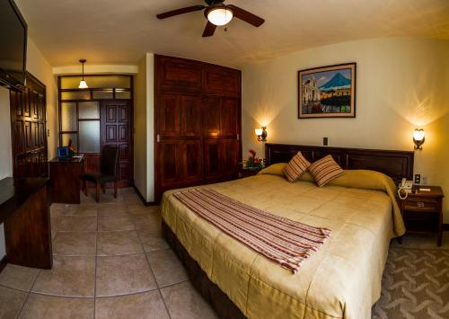 Hotel Soleil La Antigua 룸 사진
