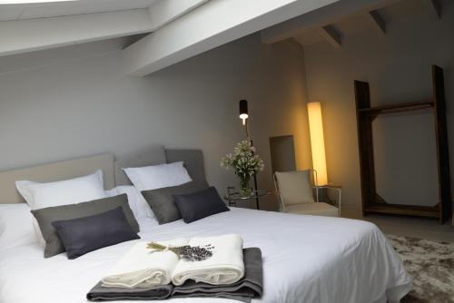 Doppel- oder Zweibettzimmer Hotel Garaiko Landetxea 27