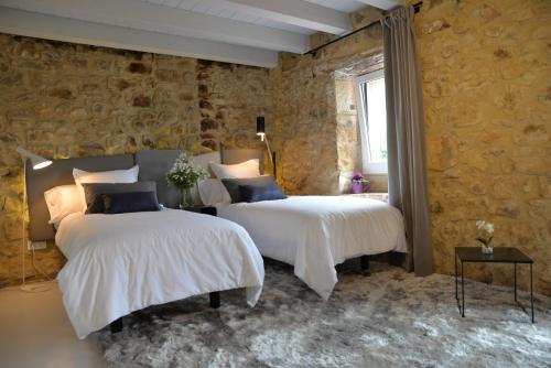 Doppel- oder Zweibettzimmer Hotel Garaiko Landetxea 38