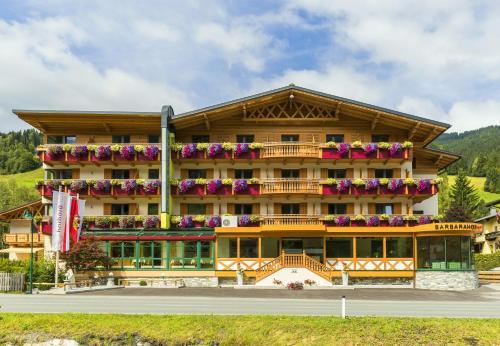 . Hotel Barbarahof Saalbach
