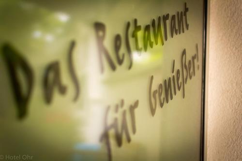 Фото отеля Hotel-Restaurant Ohr