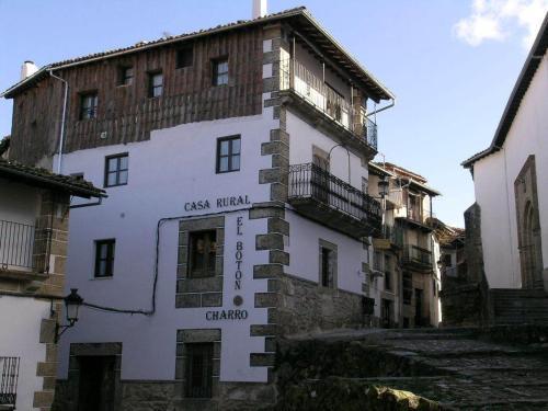 Apartmento El botón charro - Candelario