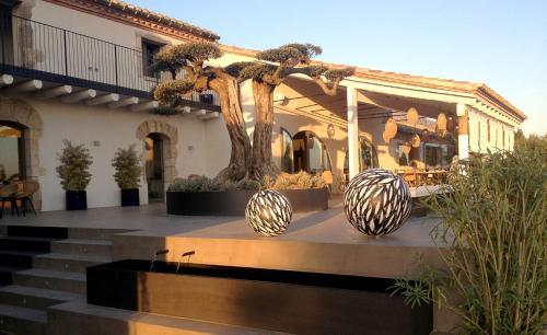 Habitación Doble Hotel Mas Lazuli 5