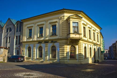 . Hotel Zlatá Stoupa