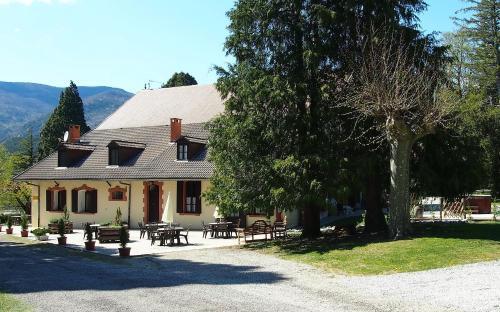 La Source - Accommodation - Saint-Pierre-d'Argençon