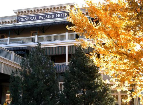 General Palmer Hotel - Durango, CO 81301