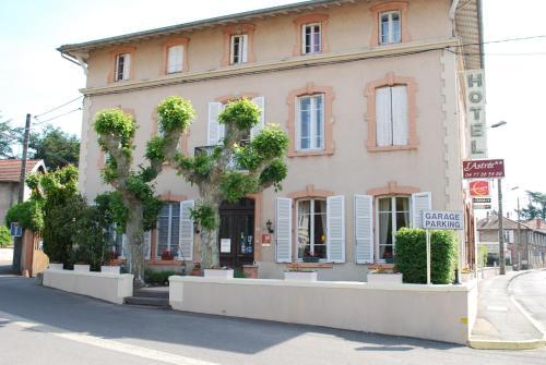 . Hôtel L'Astrée