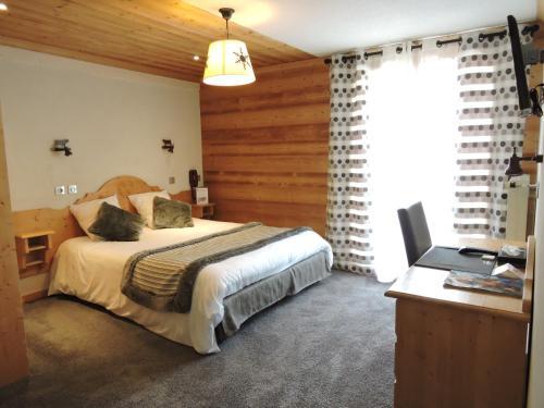 Hotel L'Ensoleillé - La Chapelle-d'Abondance