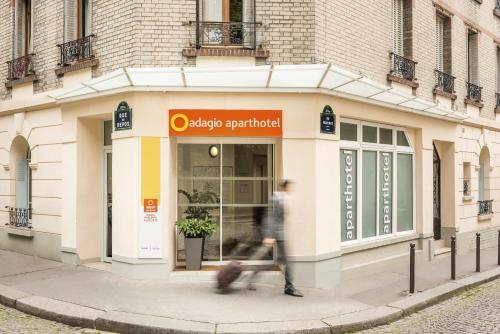Aparthotel Adagio Access Paris Philippe Auguste photo 21