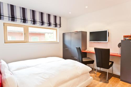 One-Bedroom Chalet Smaragd