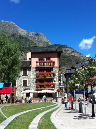 Hotel Solana Benasque 4