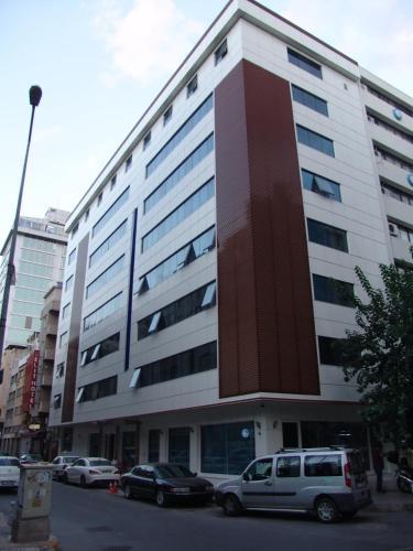 Izmir Izan Hotel yol tarifi