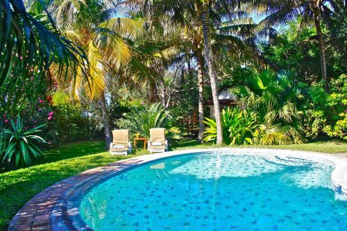 Фото отеля Palmeiras Lodge