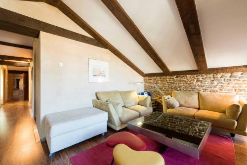 Familienzimmer mit Terrasse Posada Real de Las Misas 5