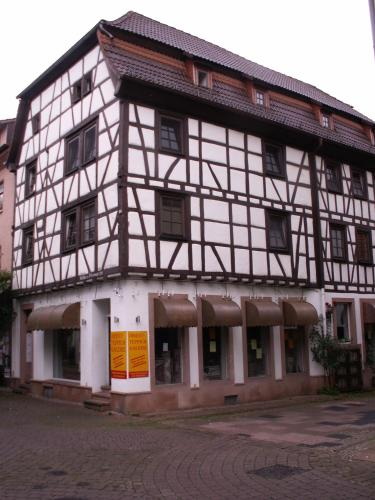 . Ferienhaus Eberbach