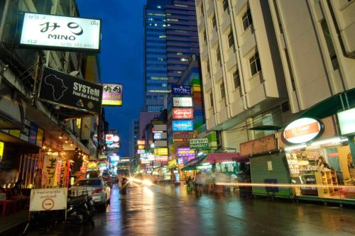 The Raya Surawong Bangkok photo 14